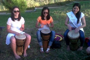 Drumming-Party